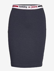 TJW BODYCON SKIRT - midi skirts - twilight navy