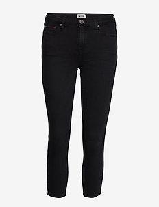 NORA MR SKINNY ANKLE JSBK - skinny jeans - jess bk str