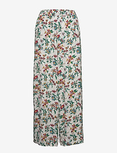 TJW PRINTED FLUID PANT - wide leg trousers - hawaii print