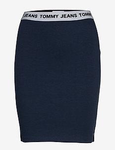 TJW BODYCON SKIRT - midi kjolar - twilight navy