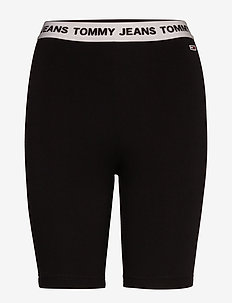 TJW LEGGING SHORT - cycling shorts - black