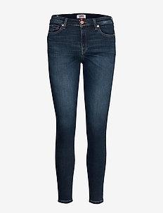 NORA MR SKNY KDBST - jeans skinny - knox dark blue stretch
