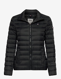 TJW LIGHTWEIGHT DOWN PACKABLE - padded jackets - black