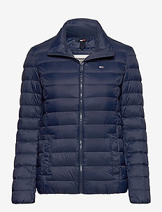TJW LIGHTWEIGHT DOWN PACKABLE - padded jackets - twilight navy
