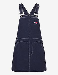 TJW DUNGAREE DRESS - jeansjurken - twilight navy