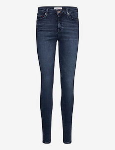 NORA MR SKNY DYLDBS - straight jeans - dynamic lora dark blue str