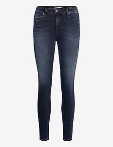 NORA MR SKNY DYBSGB - skinny jeans - dynamic bs gigi blue bk str