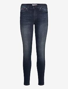 NORA MR SKNY JDBST - skinny jeans - jade dark blue str