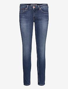 SOPHIE LR SKNY HLDBST - skinny jeans - harlow dark blue str
