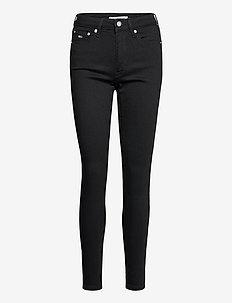 SYLVIA HR SUPER SKNY MLBKST - skinny jeans - malmo black str