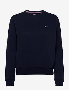 TJW REGULAR FLEECE C NECK - sweatshirts - twilight navy