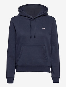 TJW REGULAR FLEECE HOODIE - hettegensere - twilight navy
