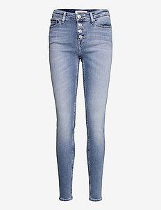 NORA MR SKNY BF ARLBS - skinny jeans - arden lb str