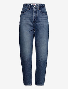 MOM JEAN ULTRA HR TPRD EMF SPMBR - mom jeans - emf sp mb rgd