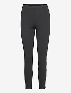 TJW ESSENTIAL TAPE LEGGING - leggings - black