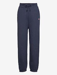 TJW RELAXED HRS BADGE SWEATPANT - vêtements - twilight navy