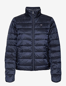 TJW QUILTED ZIP THROUGH - forede jakker - twilight navy