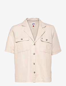 TJW BOWLING SHIRT - short-sleeved shirts - sugarcane