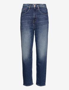 MOM JEAN UHR TPRD AE632 MBC - tapered jeans - denim medium