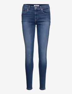 NORA MR SKNY AE133 MBS - skinny jeans - denim medium
