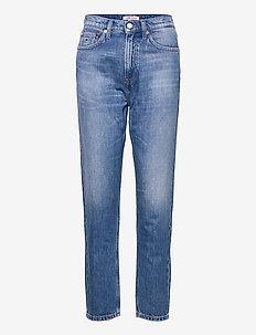 IZZIE HR SLIM ANKLE AE633 HYMBR - raka jeans - denim medium