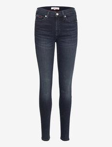 NORA MR SKNY BE163 BBKST - skinny jeans - denim dark