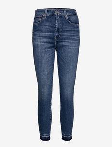SYLVIA HR S SKN ANKLE BE134 MBST - skinny jeans - denim medium