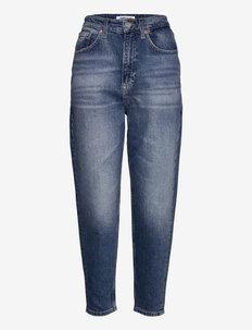 MOM JEAN UHR TPRD BE632 MBC - mom jeans - denim medium
