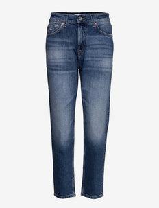 IZZIE HR SLIM ANKLE BE632 MBC - tapered jeans - denim medium