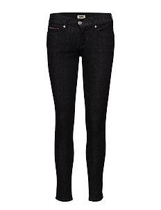 MID RISE SKINNY NORA NRST - skinny jeans - new rinse stretch