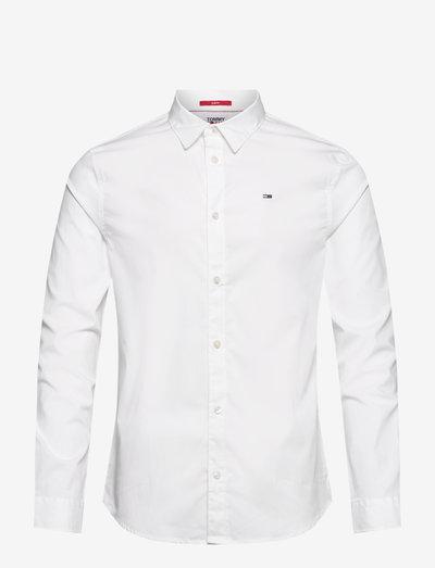 TJM ORIGINAL STRETCH SHIRT - business skjortor - classic white