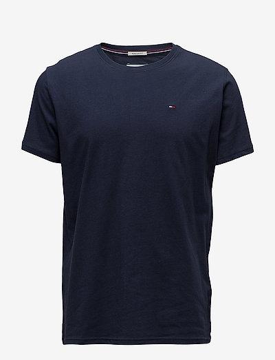TJM ORIGINAL JERSEY TEE - basic t-shirts - black iris