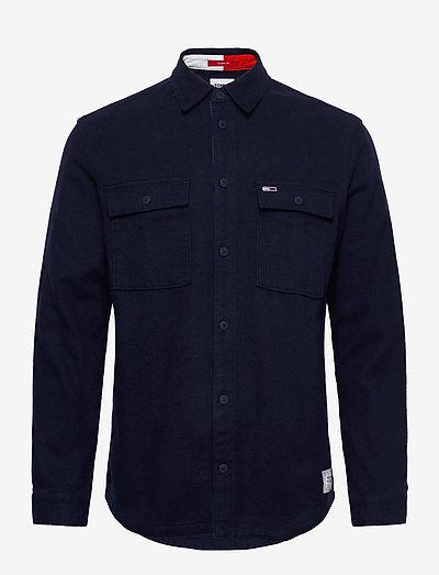 TJM SOFT OVERSHIRT - kläder - twilight navy