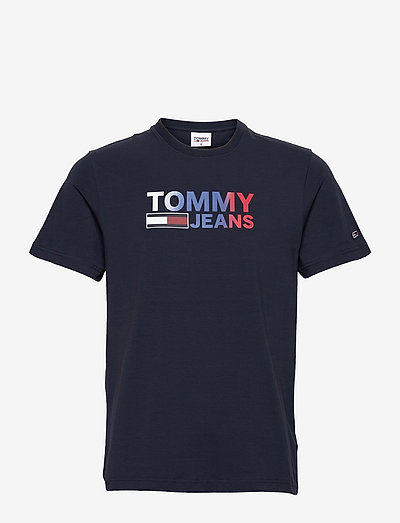 TJM COLOR CORP LOGO TEE - t-shirts - twilight navy