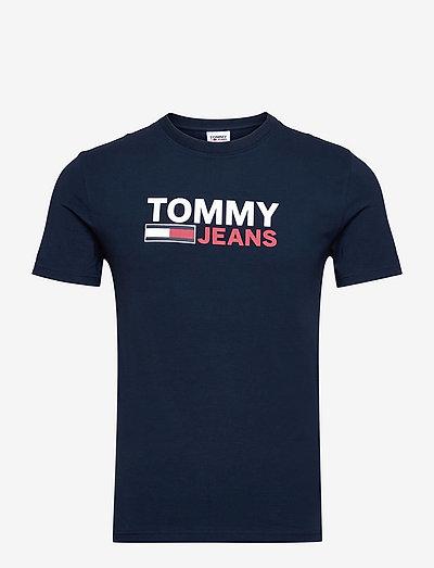TJM SKINNY CORP TEE - t-shirts - twilight navy
