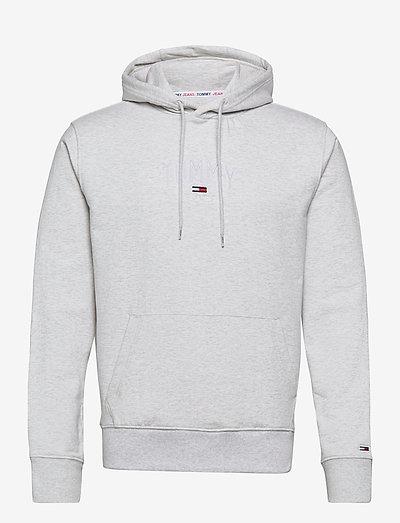 TJM LIGHTWEIGHT TOMMY HOODIE - sweats basiques - silver grey htr