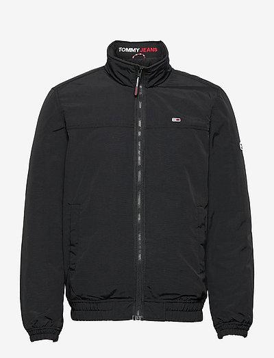 TJM ESSENTIAL PADDED JACKET - padded jackets - black