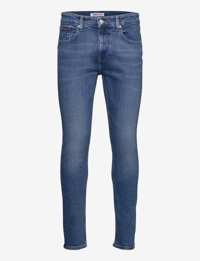 AUSTIN SLIM TPRD BE118 LBSTR - slim jeans - denim light
