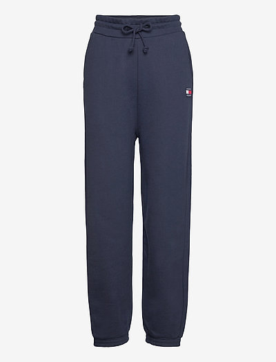 TJW RELAXED HRS BADGE SWEATPANT - clothing - twilight navy