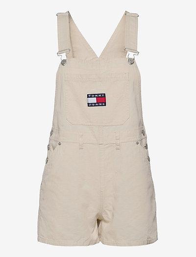 TJW DUNGAREE SHORTS - clothing - sugarcane