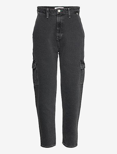 MOM JEAN CARGO SVBKR - mom jeans - save ps bk rig