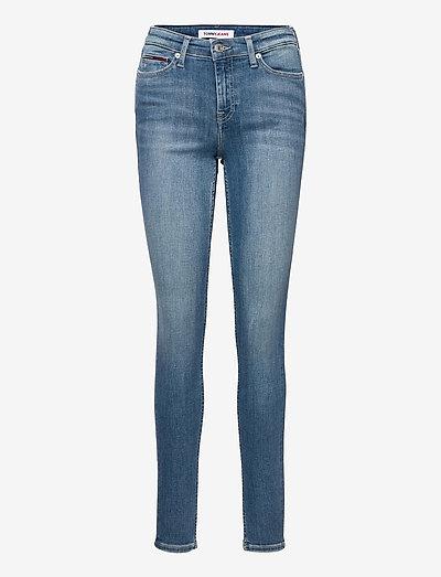 NORA MR SKNY AE114 ELBS - skinny jeans - denim light