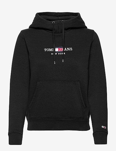TJW REG TIMELESS TOMMY 2 HOODIE - sweatshirts & hoodies - black