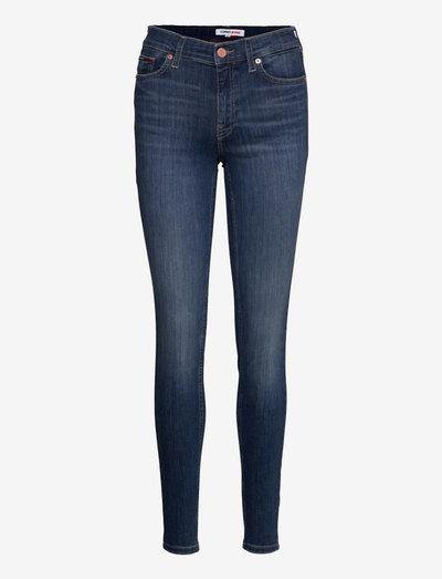 NORA MR SKNY BE131 MBST - jeans skinny - denim medium