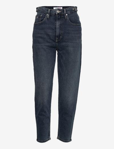 MOM JN SDTB UHR TPRD BE661 BBKC - straight jeans - denim dark