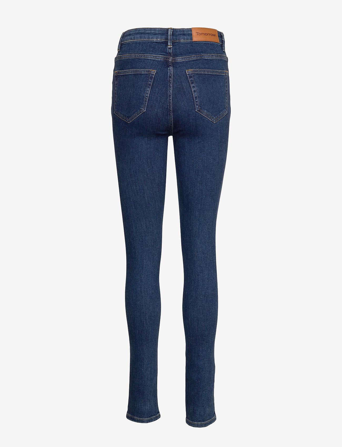 Tomorrow - Bowie HW jeans special Prato - skinny jeans - denim blue - 1