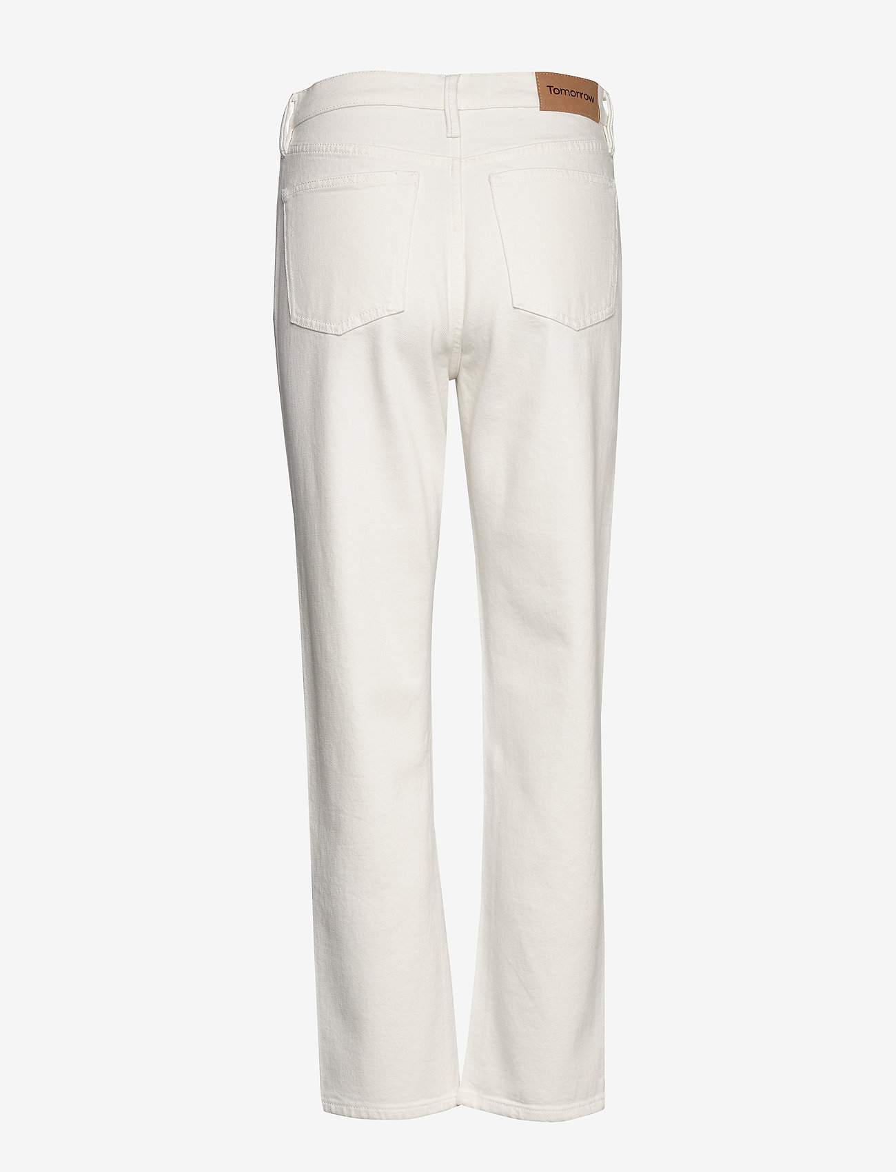 Tomorrow - Teresa regular jeans ecru - straight regular - ecru - 1