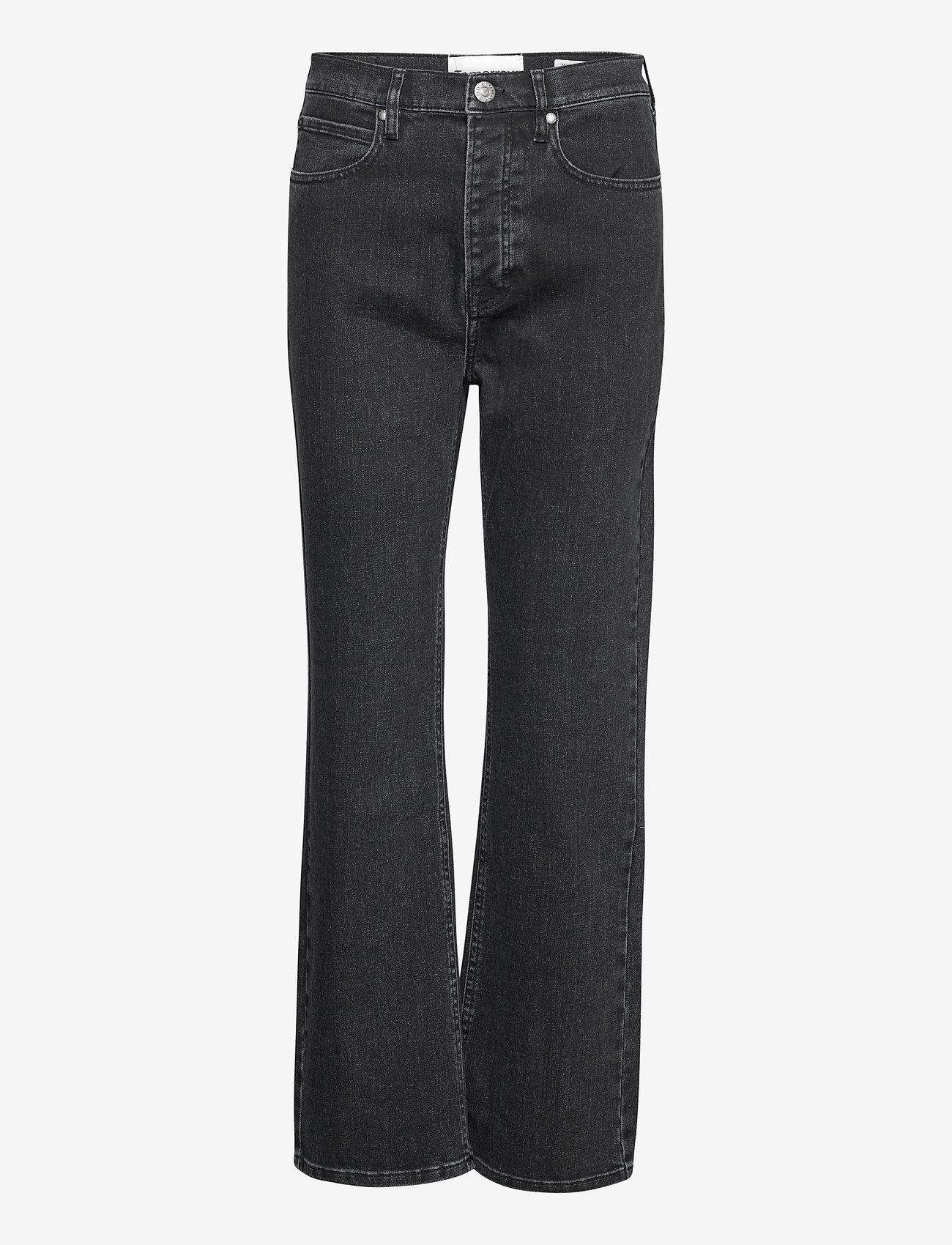 Tomorrow - Marston jeans original black - straight jeans - black - 0