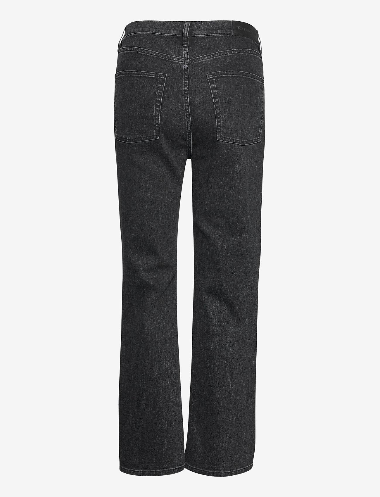 Tomorrow - Marston jeans original black - straight jeans - black - 1