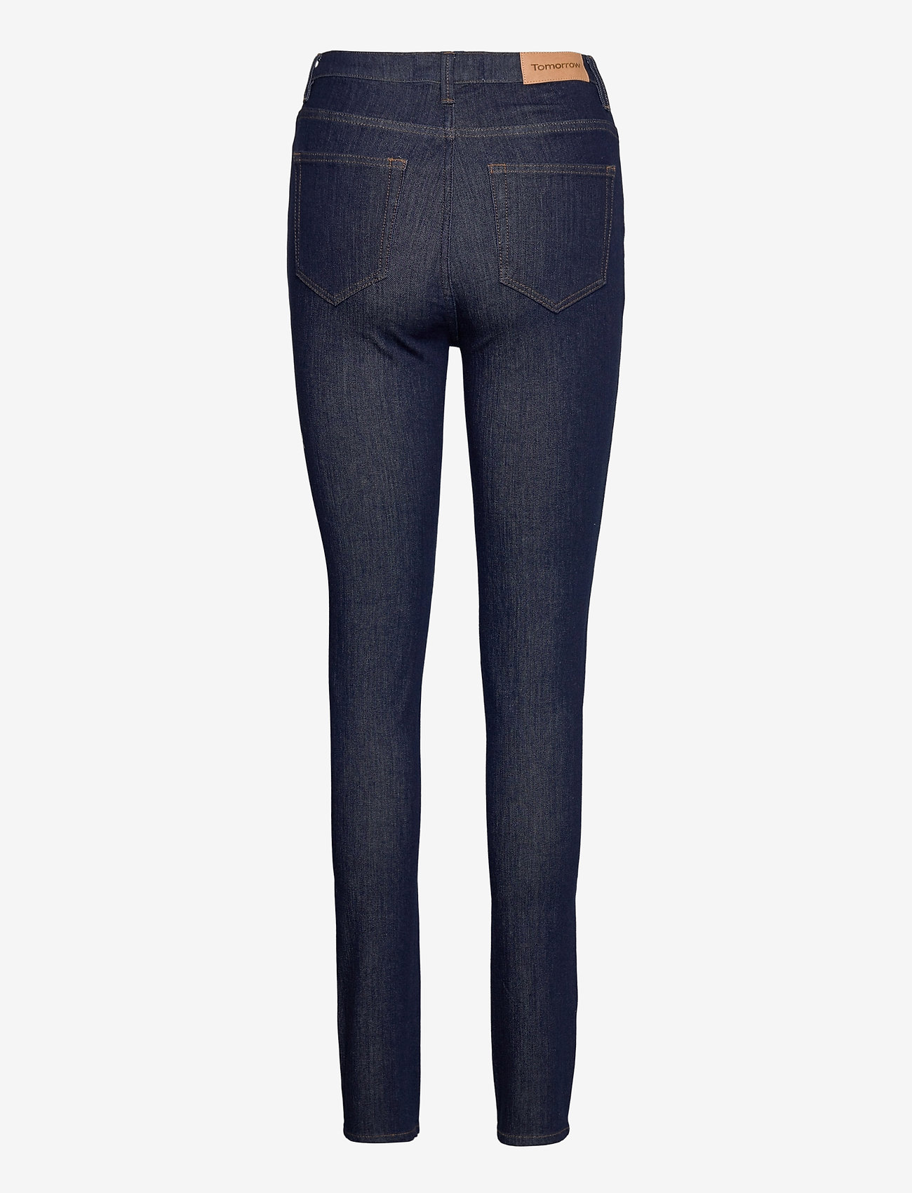 Tomorrow - Bowie HW skinny Rinse - slim jeans - denim blue - 1
